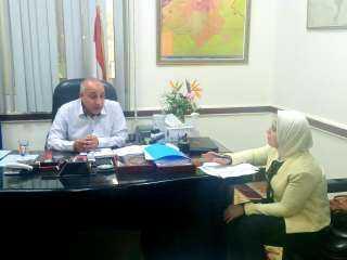 وكيل وزارة الموارد المائية والري بالبحيرة للميدان: الفلاح المصري أصبح في بؤرة إهتمام القيادات السياسية