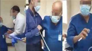 ننشر اعترافات عمرو خيرى الطبيب المتهم بالتنمر على ممرض في واقعة «السجود للكلب»