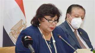 40 عاما على رحيله .. وزيرة الثقافة: صلاح عبد الصبور أحد رموز الإبداع المصري