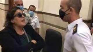"""حكم جديد على """"سيدة المحكمة"""" : الحبس شهر مع إيقاف التنفيذ"""
