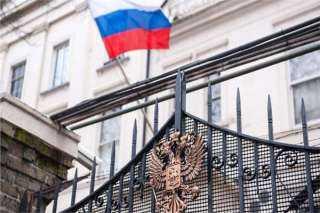 """السفارة الروسية في بريطانيا: تصريحات لندن بشأن الانتخابات """"غير مقبولة"""""""