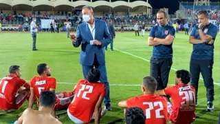 عقوبات رادعة ضد لاعبى النادي الأهلى بعد خسارة السوبر المحلى