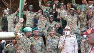 القوات المسلحة السودانية تكشف عن قائد الانقلاب الفاشل