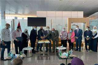 منح مطار الغردقة تجديدا لشهادة الأيزو لمدة 3 سنوات