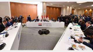 ننشر تفاصيل القمة الثلاثية بين مصر واليونان وقبرص