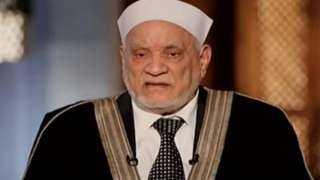 أحمد عمر هاشم: لا داعي لنشر بدعة الاحتفالات بالمولد النبوي