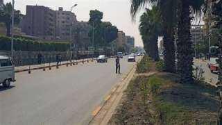 اعرف التحويلات المرورية الجديدة بعد غلق شارع الهرم كليا لإنشاء مترو المريوطية